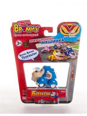 Игрушка Врумиз инерционная машинка Банги. Цвет: синий