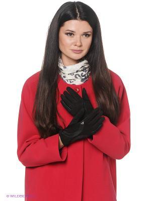 Перчатки женские Piero. Цвет: черный