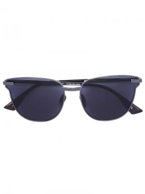 Солнцезащитные очки Pharoah Le Specs. Цвет: металлический
