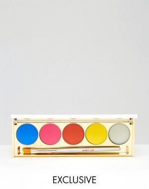 Winky Lux Палитра для бровей Rainbow. Цвет: мульти
