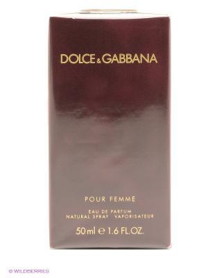Dolce&Gabbana Dg Pour Femme Ж Товар Парфюмерная вода 50 мл DOLCE & GABBANA. Цвет: прозрачный