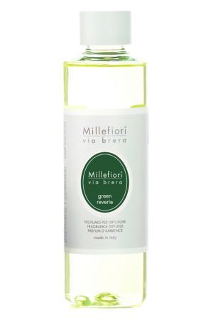 Рефилл Свежесть зелени, 250 мл millefiori milano. Цвет: белый