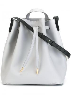 Сумка-мешок на плечо Pb 0110. Цвет: серый