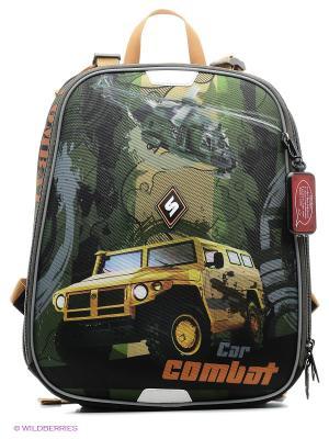 Рюкзак STERNBAUER. Цвет: зеленый
