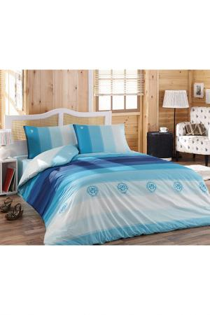 Комплект постельного белья U.S. Polo Assn.. Цвет: multicolor