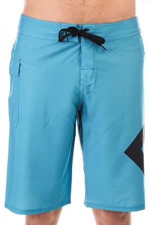 Шорты пляжные DC Lanai 22 Blue Moon Shoes. Цвет: ,голубой