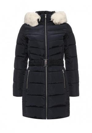 Куртка утепленная Dorothy Perkins. Цвет: синий