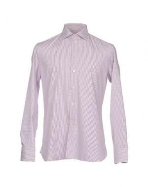 Pубашка SONRISA. Цвет: фиолетовый