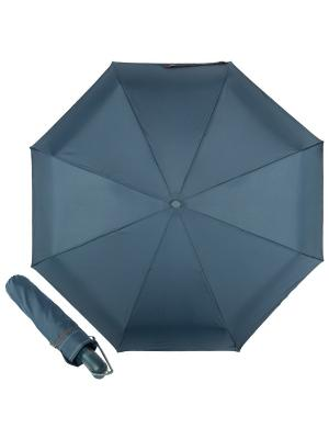 Зонт складной M&P C2774B-OC Golf Blue. Цвет: синий