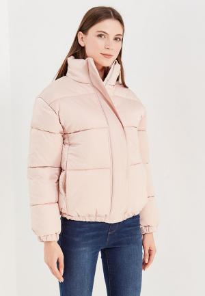 Куртка утепленная Imocean. Цвет: розовый