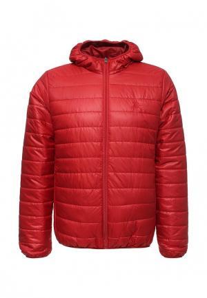Куртка утепленная Soulstar. Цвет: красный