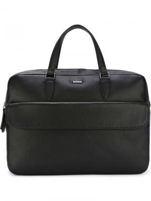 Classic briefcase Zanellato. Цвет: чёрный