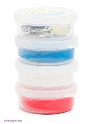 Набор для лепки AMOS. Цвет: белый, голубой, розовый
