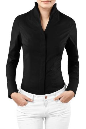Рубашка Vincenzo Boretti. Цвет: черный
