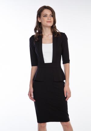 Платье Irma Dressy. Цвет: черный