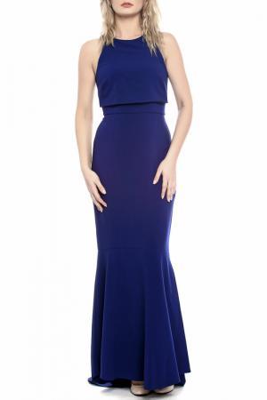 Платье Emma Monti. Цвет: dark blue