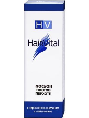 Лосьон против перхоти 50 мл. Hair Vital. Цвет: синий, белый