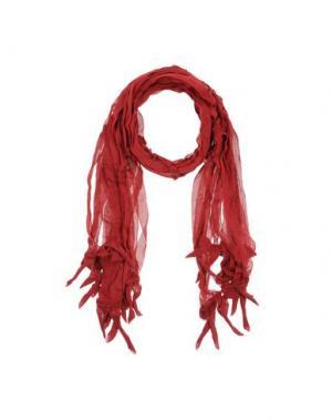 Палантин MARIA CALDERARA. Цвет: красный