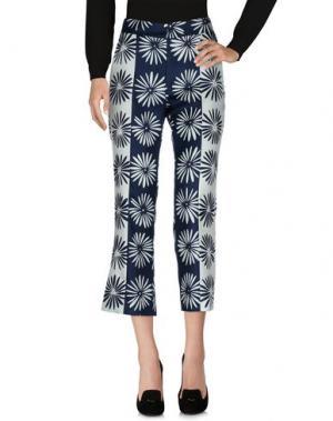 Повседневные брюки ISSA. Цвет: светло-зеленый