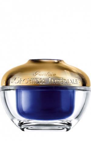 Крем для шеи и декольте Orchidee Imperiale Guerlain. Цвет: бесцветный