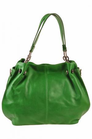 Сумка FLORENCE BAGS. Цвет: зеленый