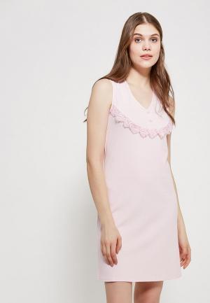 Сорочка ночная Cleo. Цвет: розовый