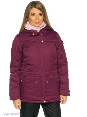 Куртка RED-N-ROCK'S. Цвет: фиолетовый