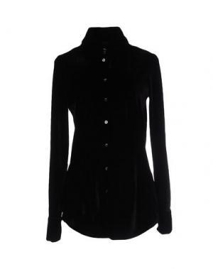 Pубашка FISICO-CRISTINA FERRARI. Цвет: черный