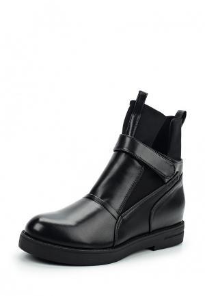 Ботинки Vivian Royal. Цвет: черный