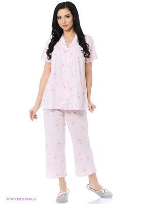 Пижама Aria. Цвет: розовый