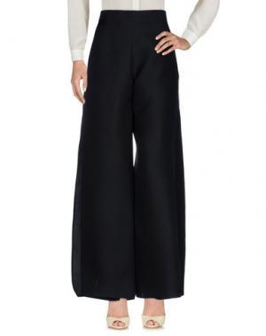 Повседневные брюки MAISON RABIH KAYROUZ. Цвет: черный