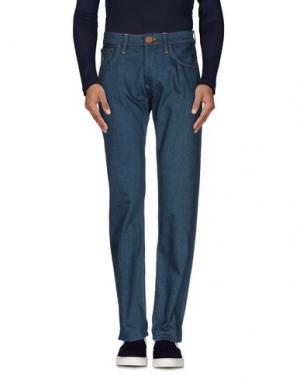 Джинсовые брюки ENERGIE. Цвет: синий