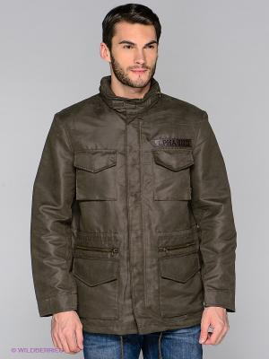 Куртка Alpha Industries. Цвет: темно-серый