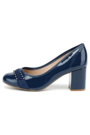 Туфли Beira Rio. Цвет: синий