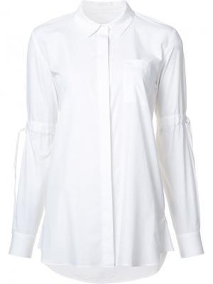 Рубашка Sawyer Rebecca Vallance. Цвет: белый