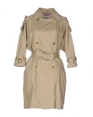 Легкое пальто ..,MERCI. Цвет: песочный