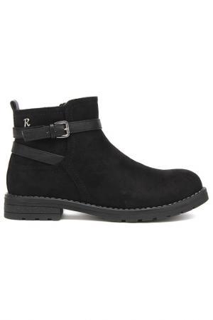Ботинки Refresh. Цвет: черный