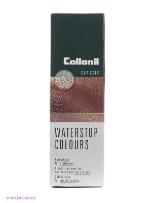 Крем водоотталкивающий Collonil. Цвет: коричневый