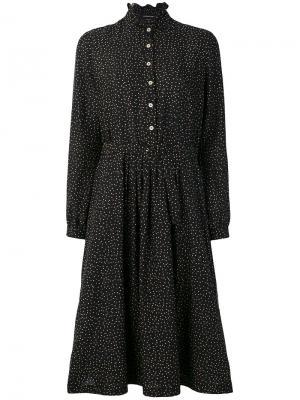 Платье Eglantine Vanessa Seward. Цвет: чёрный
