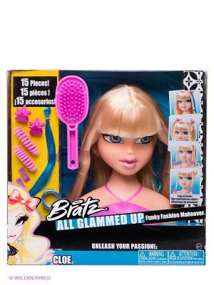Игрушка кукла мини-торс Bratz, Хлоя BRATZ. Цвет: розовый, светло-бежевый