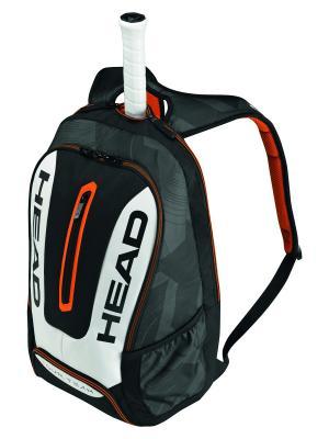 Рюкзак Tour Team Backpack HEAD. Цвет: черный, белый