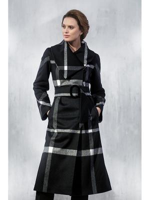 Пальто Gamelia. Цвет: черный