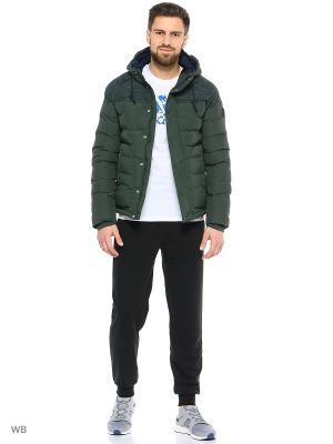 Куртка M Cs Mcrrll Jkt Adidas. Цвет: зеленый