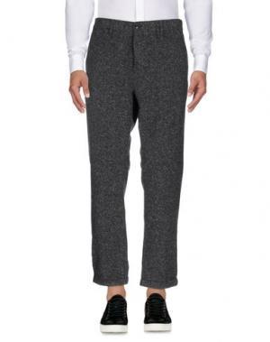 Повседневные брюки NORSE PROJECTS. Цвет: свинцово-серый