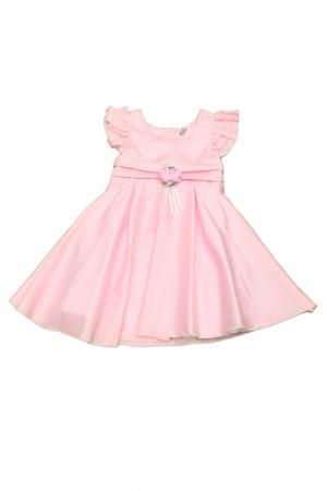 Платье Yo-Lin. Цвет: розовый