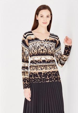 Пуловер Passioni. Цвет: коричневый