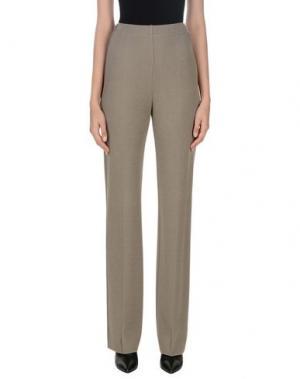 Повседневные брюки STIZZOLI. Цвет: серый