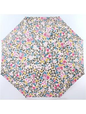 Зонт ArtRain. Цвет: голубой, бледно-розовый, светло-коричневый