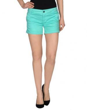 Повседневные шорты MACCHIA J. Цвет: светло-зеленый
