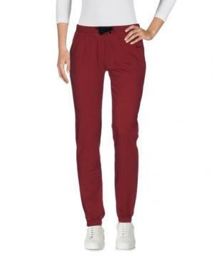 Повседневные брюки SCOUT. Цвет: красно-коричневый